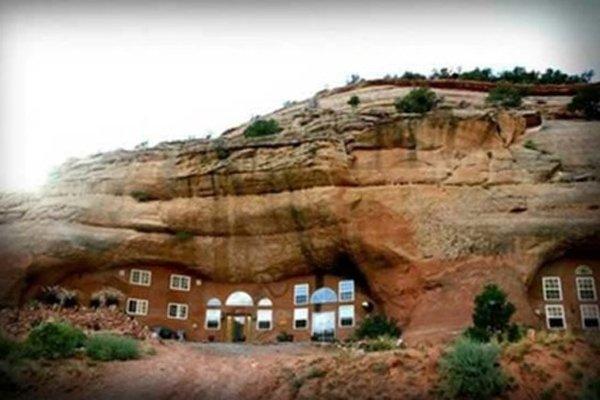 Chulo Каньон Cave House - Аризона